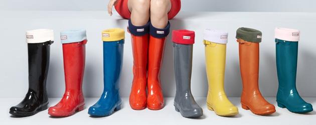 botas de agua - wellingtons