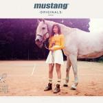 La Top Alba Galocha, Nueva Chica Mustang Originals