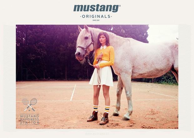 Zapatos Mustang 2015