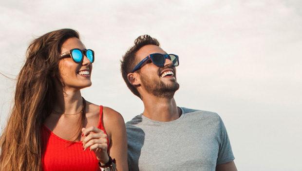 gafas de sol de madera - Dr.Hansky