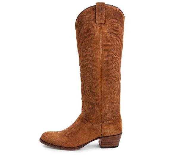 Botas Cowboy caña alta Sendra