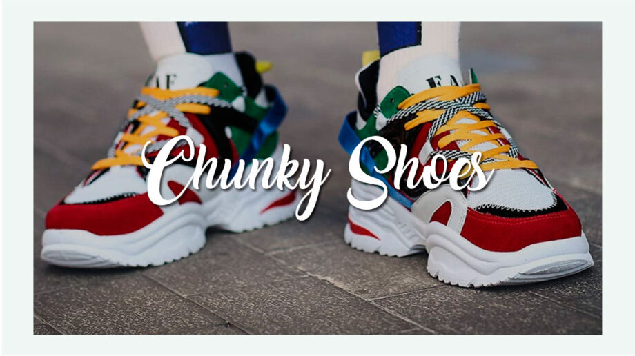 Chunky Shoes para hombre